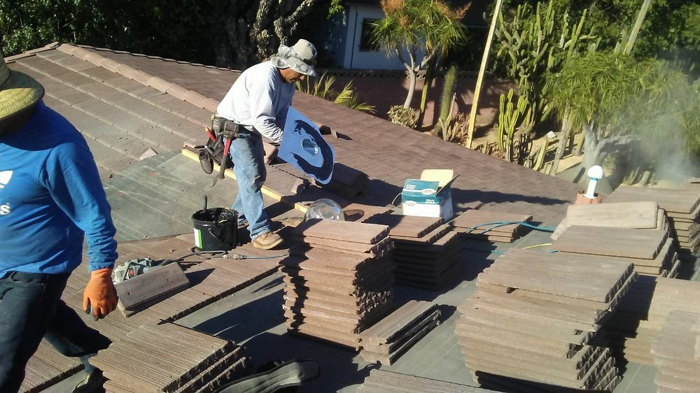 Redwood City Roofing